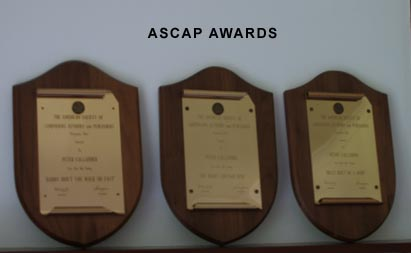 Three ASCAP Awards