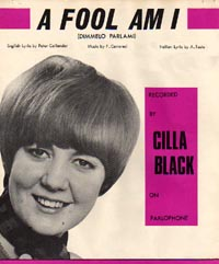 A Fool Am I - Cilla Black