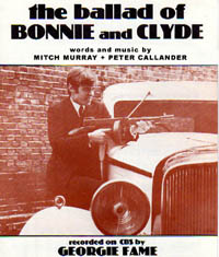 The Ballad of Bonnie  and Clyde - Georgie Fame