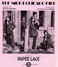 The Night Chicago Died - Paper Lace