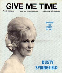 Give Me Time - Dusty Springfield