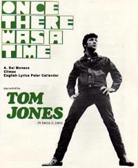 Once There Was A Time - Tom Jones