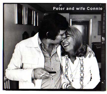 Peter and wife Connie