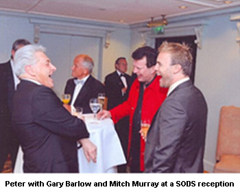 Mitch Murray, Peter Callander & Gary Barlow